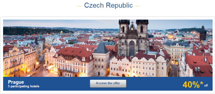 Le Club AccorHotels Europe Private Sales Nov 10 Czech 1