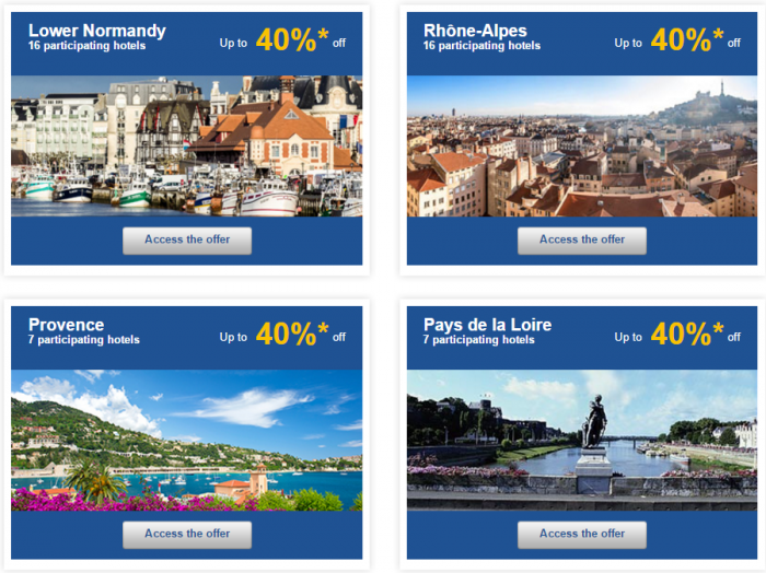 Le Club AccorHotels Europe Private Sales Nov 10 France 2