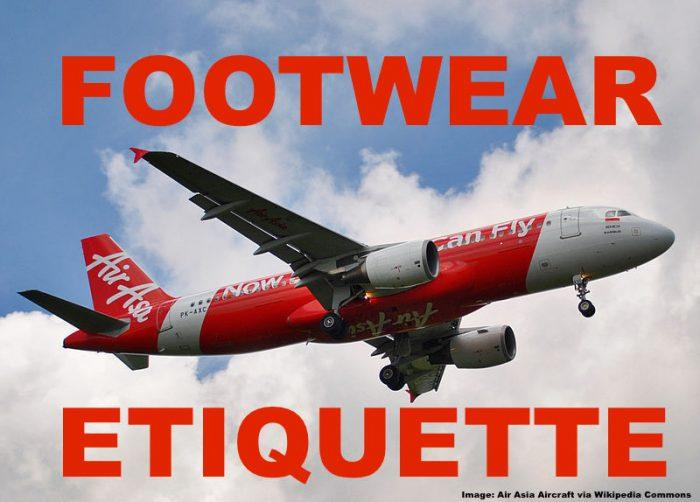Air Asia Footwear
