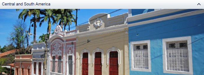 Air France-KLM Flying Blue Promo Awards January 2016 Central & South America