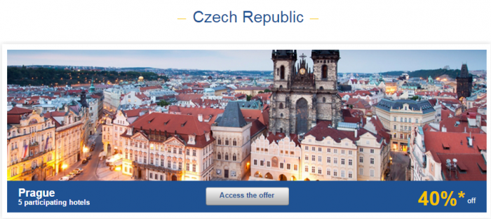 Le Club AccorHotels Europe Private Sales December 10 Czech 1