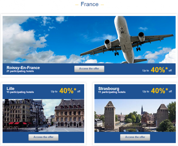 Le Club AccorHotels Europe Private Sales December 2 2015 France 1