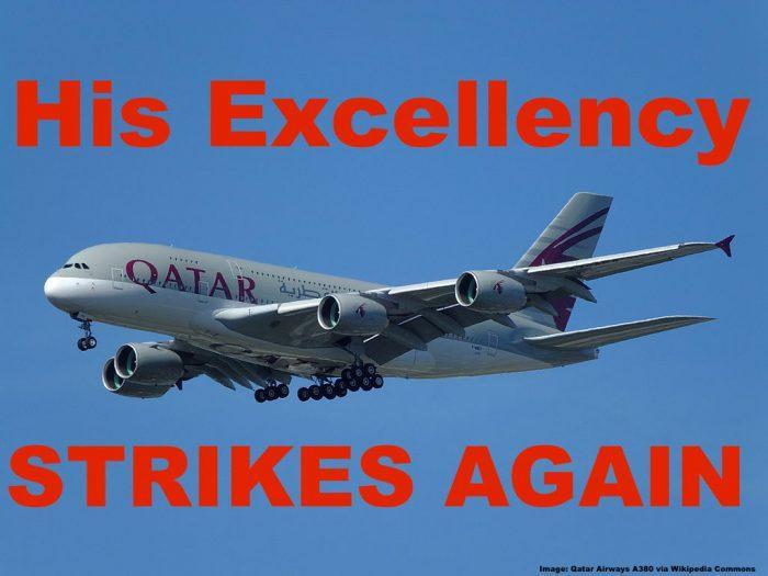 QR A380