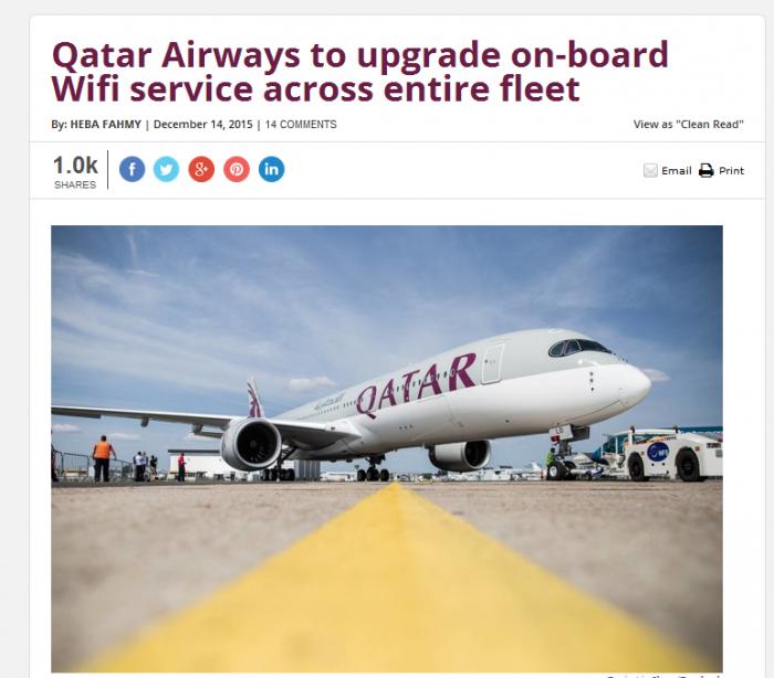 Qatar WiFi Updare