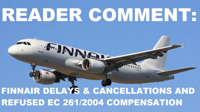 Reader Comment Finnair EC 261 2004