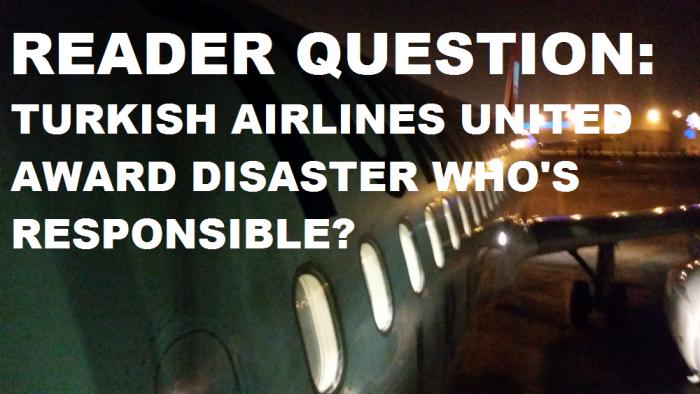 Reader Comment Turkish United Award Disaster U