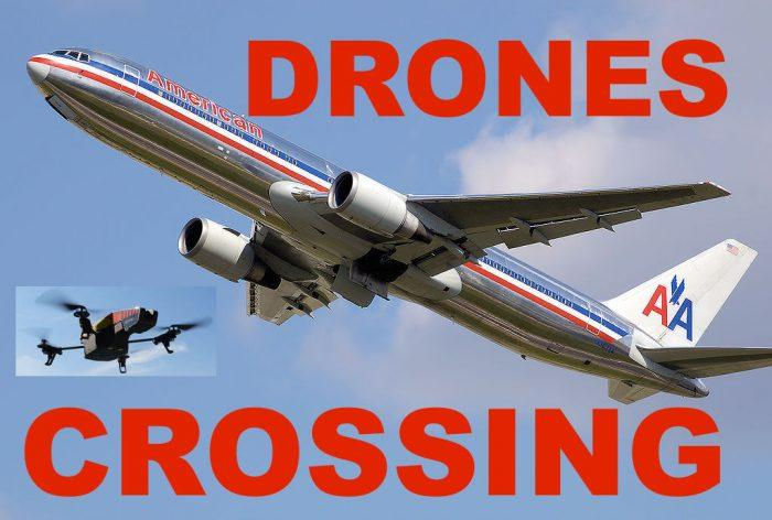 AA B767 Drones