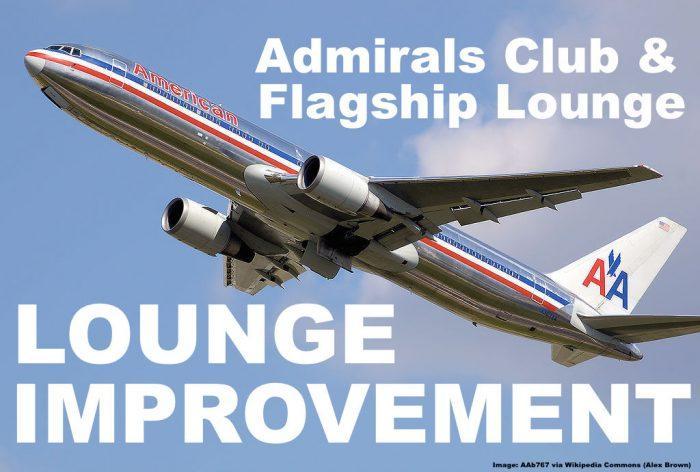 AA Lounge Improvements
