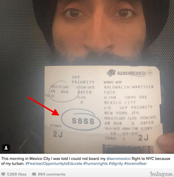 Boarding Pass Aeromexico