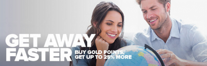 Club Carlson Buy Gold Points Up To 25 Percent Bonus Until March 15 2016