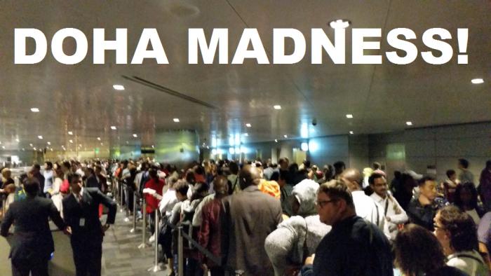 Doha Madness