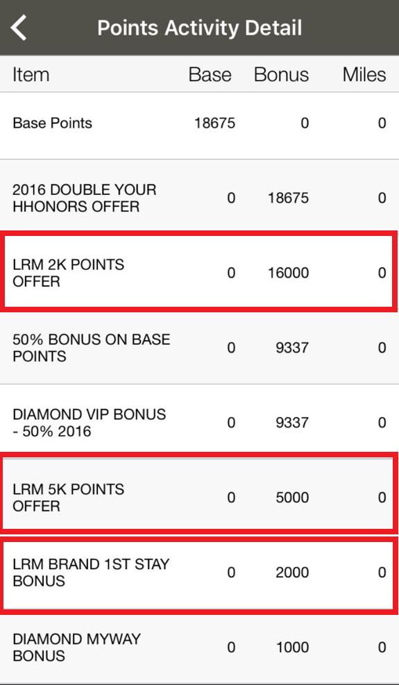 Hilton HHonors Conrad & Waldorf Astoria Bonus Offers 2016