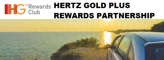 IHG Rewards Club Spire Elite Partnership