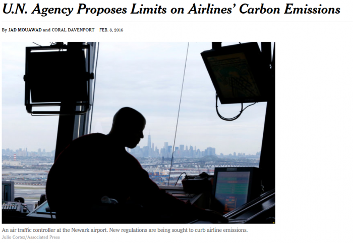 NYT Airlines