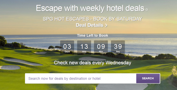 SPG Hot Escapes February 24