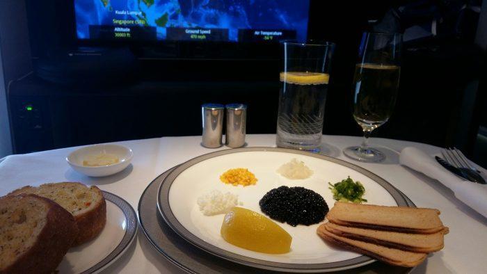 SQ Caviar TYO-SIN