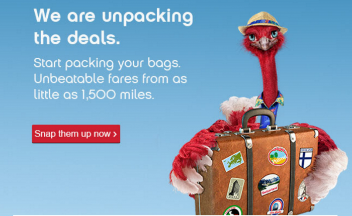 Airberlin Topbonus Topdeal Tickets March 2016
