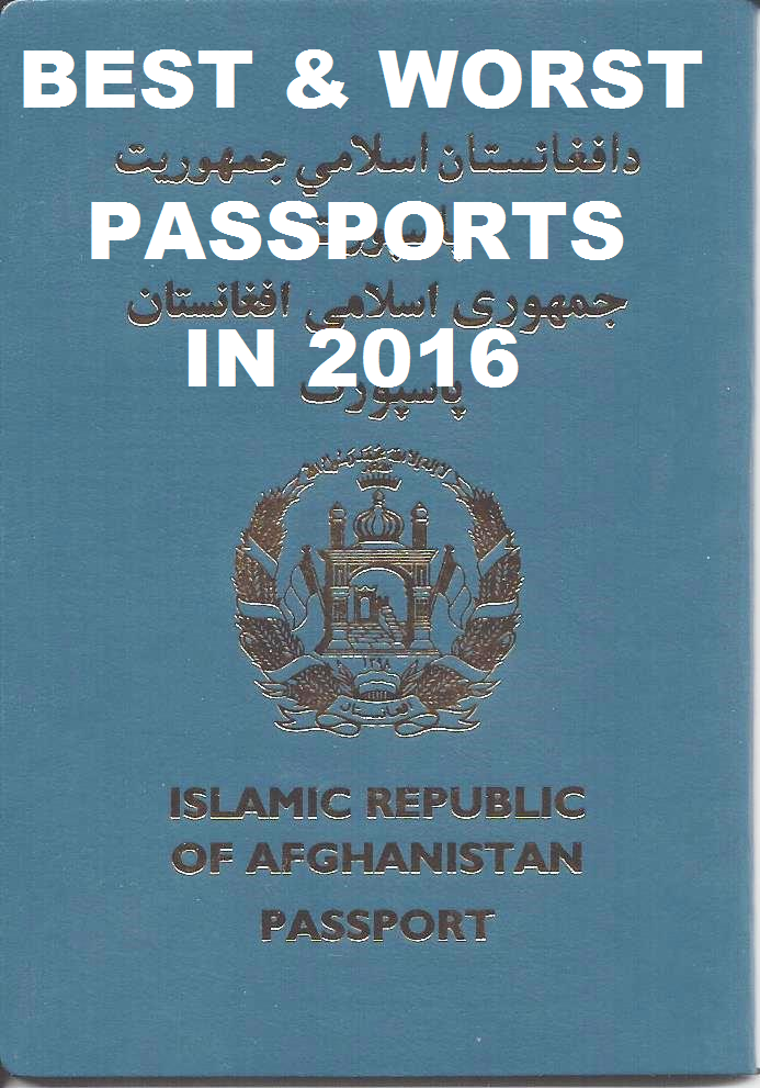 Best and Worst Passports