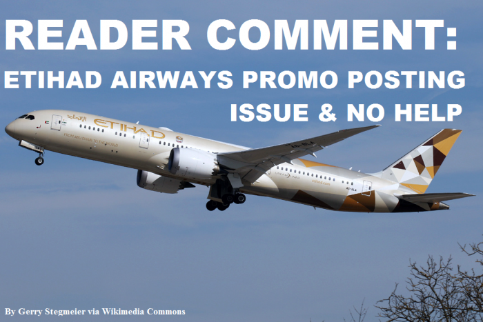 Etihad Airways 787-900