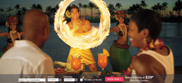 Hilton HHonors 500 Bonus Airlines Miles Hawaii March 4 - June 30 2016