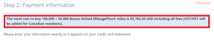 United Airlines Buy Miles 50 Percent Bonus Flash Sale March 2016 Price