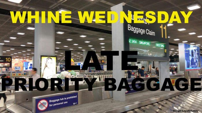 WW Priority Baggage