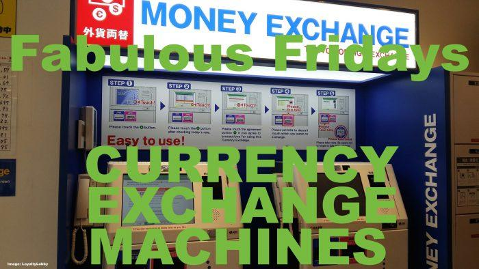 FF Currency Exchange Machines
