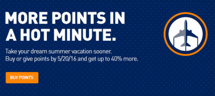 JetBlue Buy TrueBlue Points Up To 40 Percent Bonus Until May 20 2016