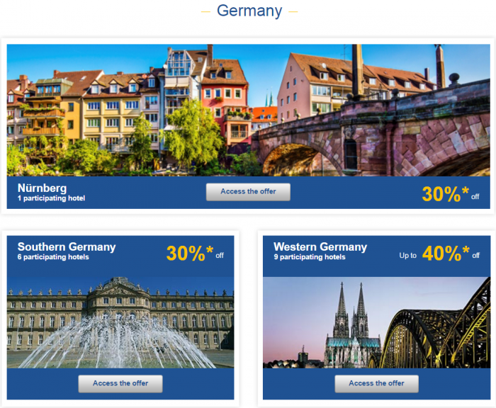 Le Club AccorHotels Weekly Private Sales April 5 11 2016 Germany 1
