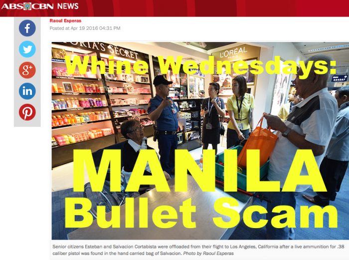 MNL Bullet Scam