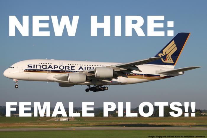 SQ A380 Pilots