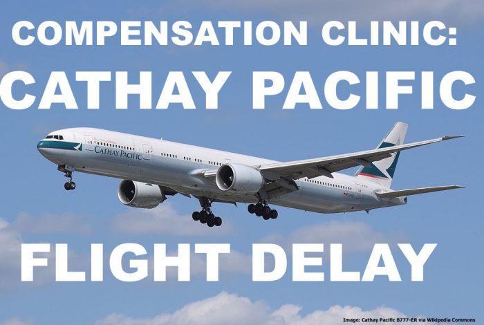 CC Cathay Delay
