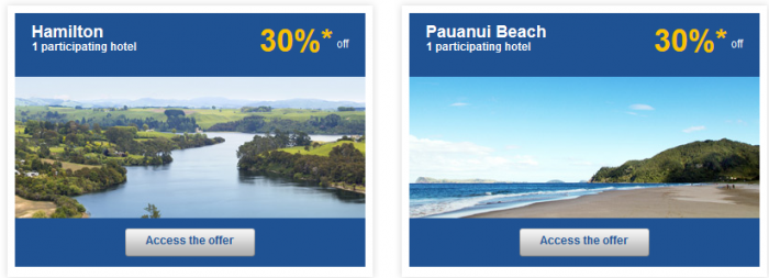 Le Club AccorHotels Australasia Up To 50 Percent Off Private Sales New Zealand 2