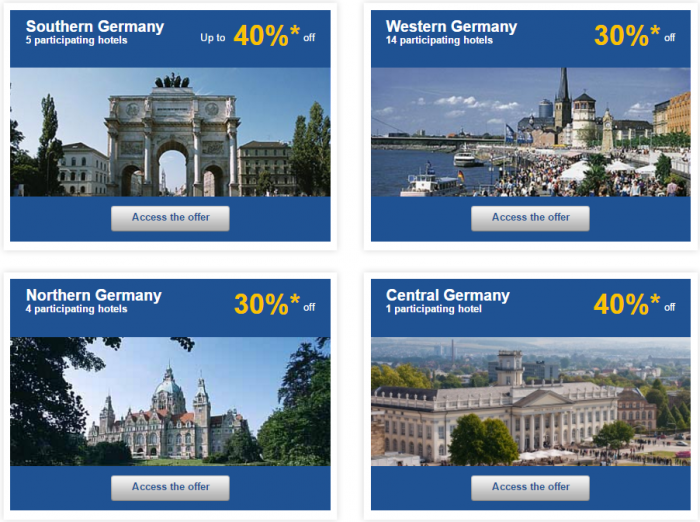 Le Club AccorHotels Europe Up To 50 Percent Off Private Sales May 17 - 23 2016 Germany 2