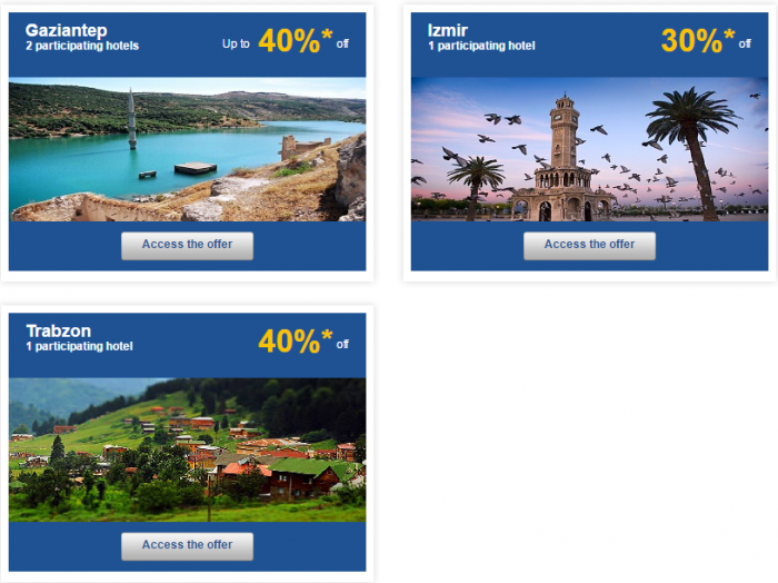 Le Club AccorHotels Europe Up To 50 Percent Off Private Sales May 24 - 30 2016 Turkey 2