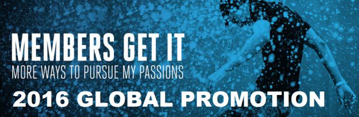 Marriott Rewards 2016 Global Promotion