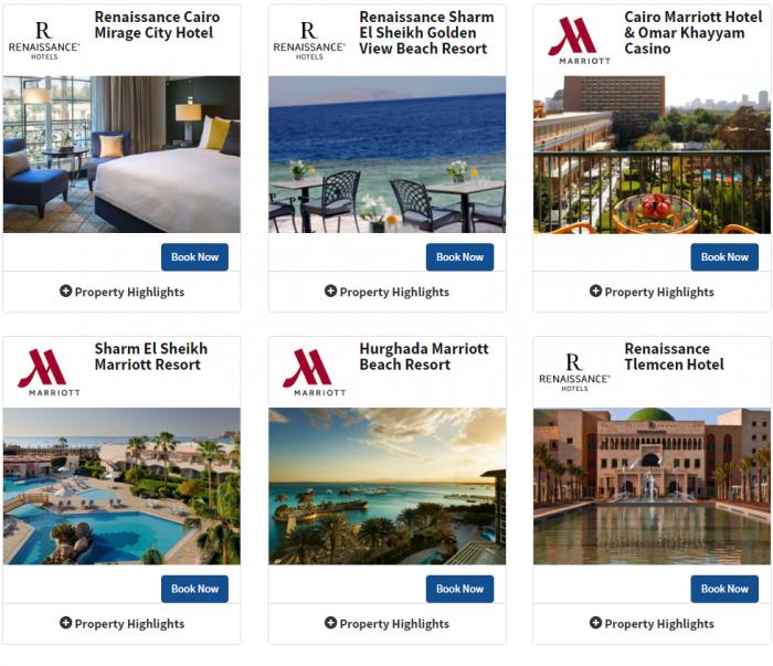 Marriott Rewards Middle East & Africa 3 For 2 May 15 - September 17 2016 6