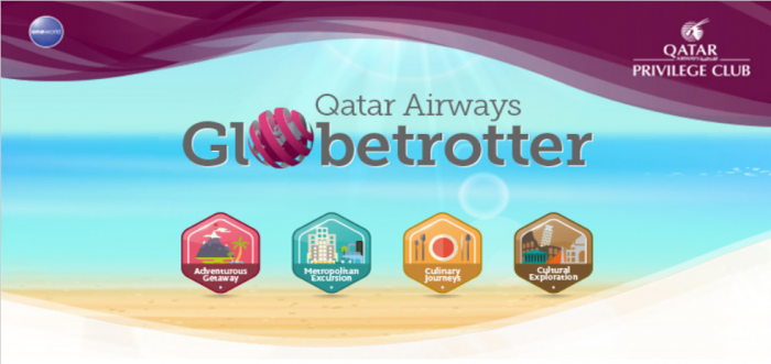 Qatar Airways Privilege Club Globetrotter Campaign Returns For 2016