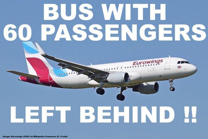 Eurowings Leftover