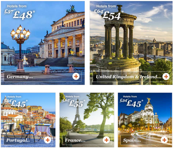 IHG Rewards Club Europe Ultimate Summer June 17 - September 7 2016 Hotels 1