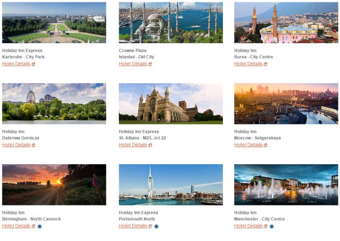 IHG Rewards Club Select New Hotels Europe Bonus Opening Offers 1