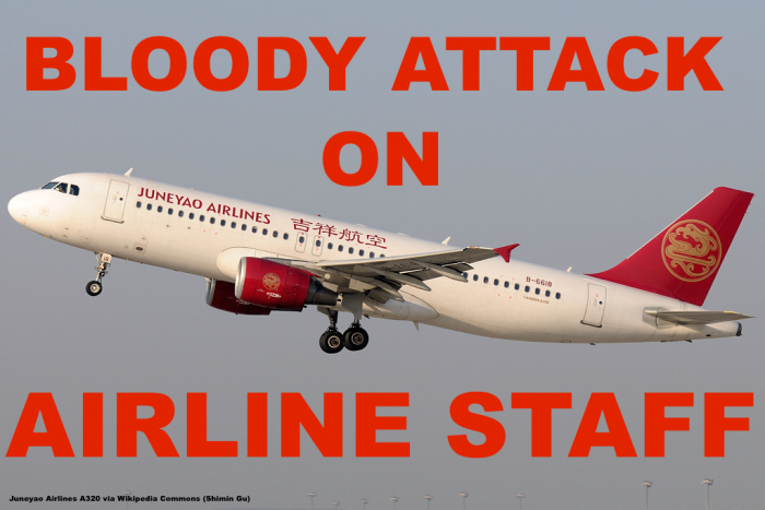 Juneyao Airlines Assault