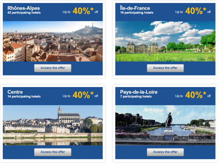 Le CLub AccorHotels Weekly Europe Up To 50 Percent Off Private Sales May 31 - June 6 2016 France 2