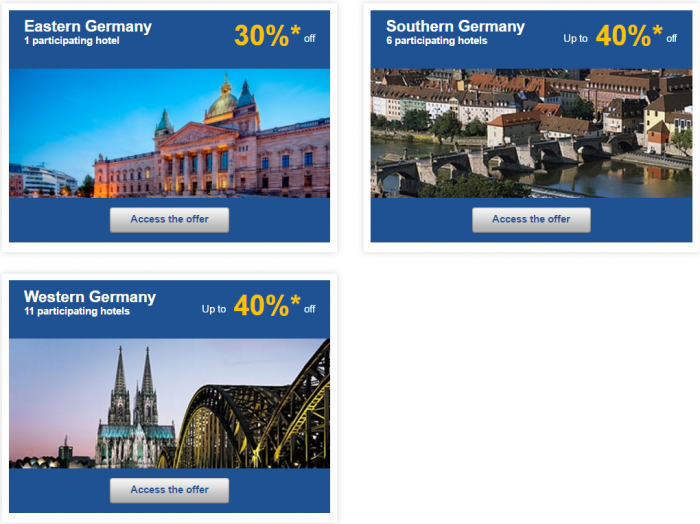 Le CLub AccorHotels Weekly Europe Up To 50 Percent Off Private Sales May 31 - June 6 2016 Germany 2