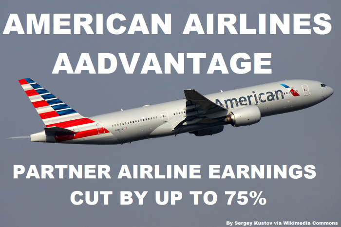 American Airlines AAdvantage Partner Enhancements