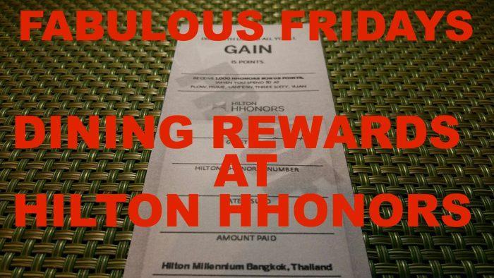 FF Hilton Dining