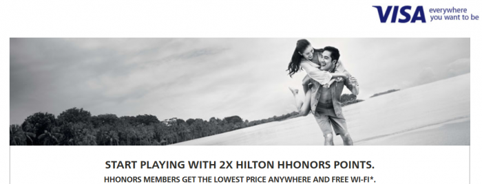 Hilton HHonors Double Points Asia Pacific July 1 - September 30 2016
