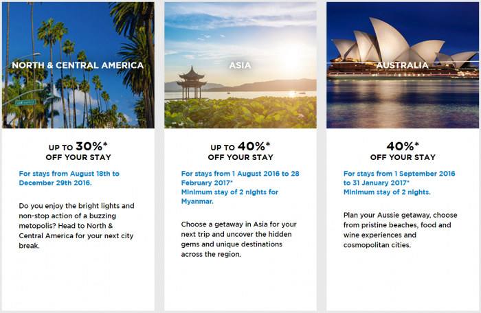 Le Club AccorHotels Worldwide Up To 50 Percent Off Private Sales 3