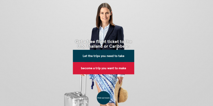Norwegian CashPoints Promo