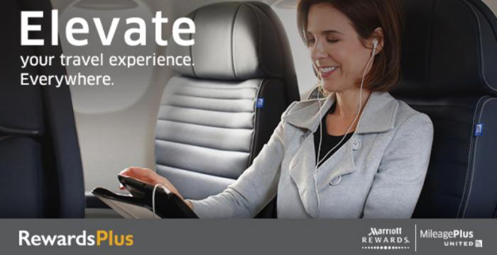 United Airlines Marriott Rewads RewardsPlus 50 Percent PQM Bonus 2016